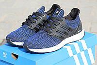 Кроссовки Adidas Ultra Boost синие 1878