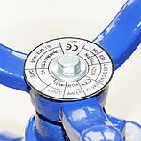 Задвижка чугунная с обрезиненным клином AYVAZ GTK-16 Ду200 Ру16, фото 9