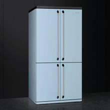 Отдельностоящий 4-х дверный холодильник Side-by-Side Smeg FQ960PB