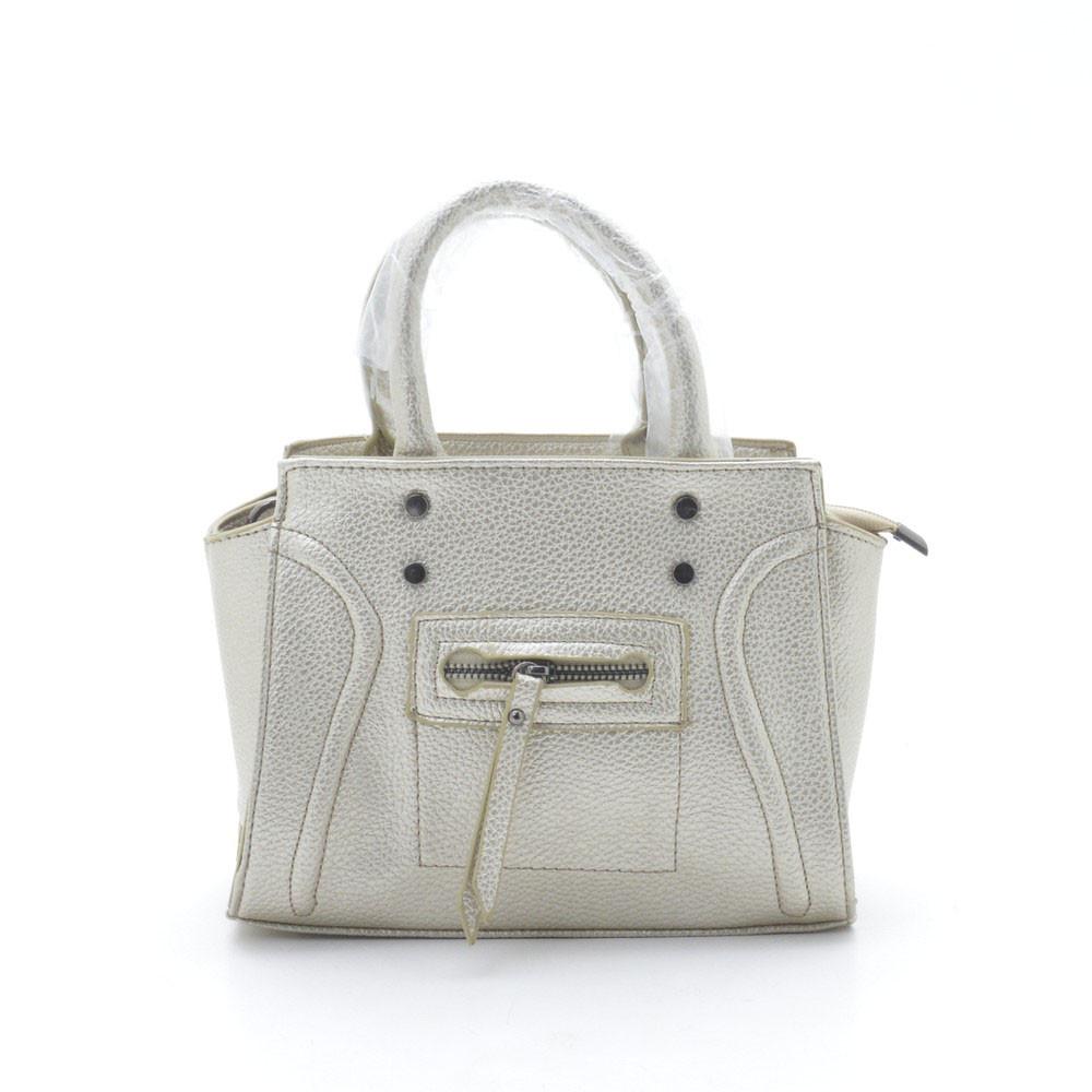 90cdc96e5cc3 Стильная женская сумка-клатч серебряно-золотого цвета 335 gold ( новинка )  -