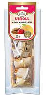 Натуральная конфета VIROLL (дыня, вишня, орех), Spektrumix, 50 г