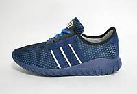 Кроссовки  мужские синие сетка  Даго, фото 1