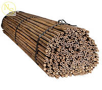 Бамбуковый ствол, опора L 3м. диам. 24-26мм.