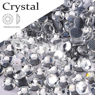 Стразы DMC - Crystal (Прозрачные)