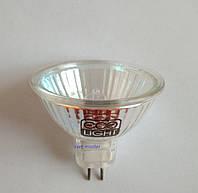 Галогеновая лампа рефлекторная 20W, G5,3, 12V