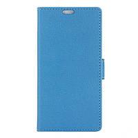 Чехол книжка TPU Wallet Stand для ZTE Blade A610 синий