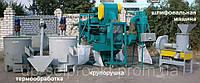 Оборудование крупяное - крупорушка, крупоцех, крупозавод, Бытовые крупорушки