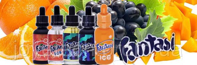Новые премиум-жидкости: Fantasi (Малайзия), Dr. Shugar Chifz (США), Еlysian E-lixirs (США)!