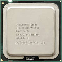 Процессор Intel Core 2 Quad Q6600 2.4GHz/1066MHz/8MB Socket 775