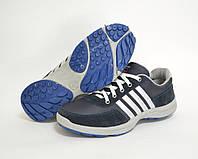 Кроссовки  мужские синие Паолла