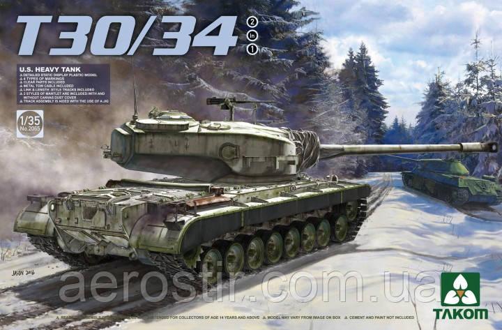 T-30/34 1/35 TAKOM 2065