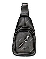 Мужская сумка - рюкзак качественная и стильная (801ч)