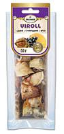 Натуральная конфета VIROLL (дыня, смородина, орех), Spektrumix, 50 г