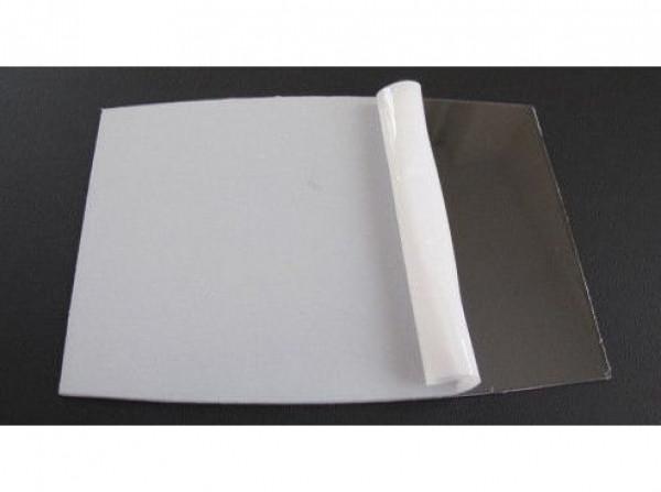 Стекло поликарбонат 90/110мм полукруглое для WH7401 и  8512
