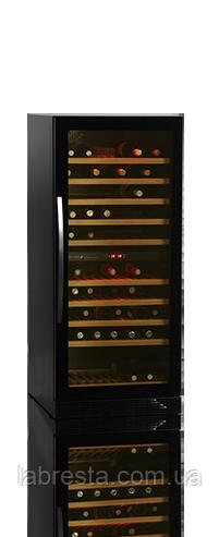 Шкаф холодильный для вина TEFCOLD TFW265-2 FRAMELESS