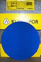 Круг шлифовальный на липучке самозацепляемый PS 21 FK Klingspor для металла и нержавейки диаметр 125 мм. р120