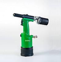 Пневмозаклепочник для вытяжных заклепок 3.0-7.8 мм.,  Sariv SAR008