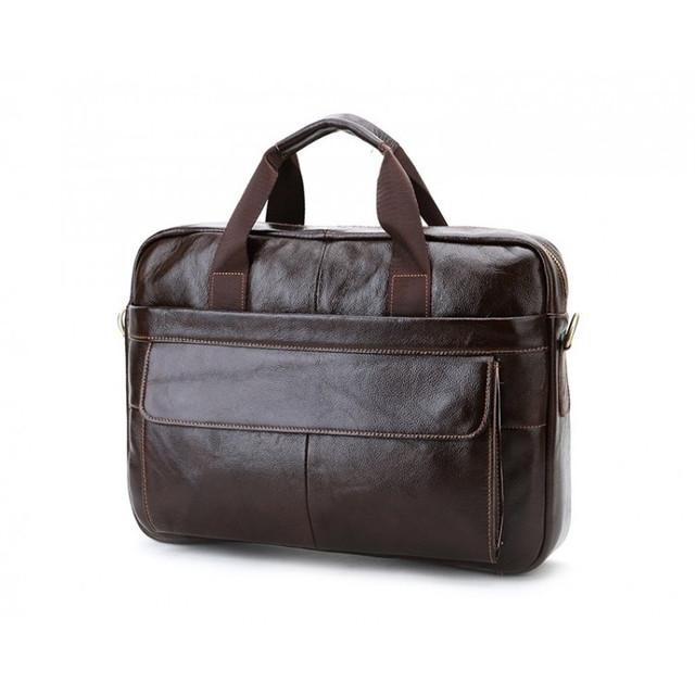 03c1e1a308d4 Ручная работа. Мужской деловой портфель высокого качества. Вместительная  сумка. Купить онлайн.