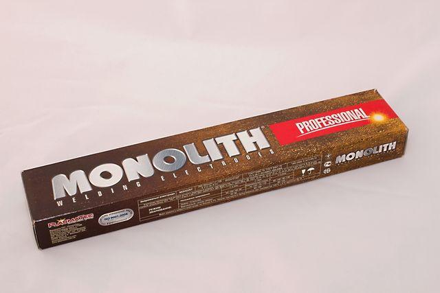 Электроды 3мм Монолит Professional (Э-50) 2,5кг
