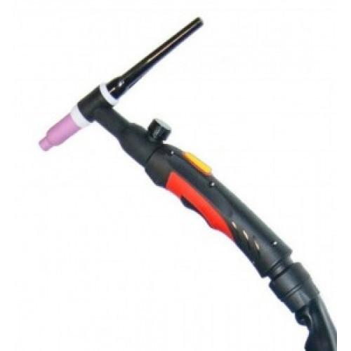 Горелка WP-17V(N) (вентиль+встроенная кнопка)  4,00 м 10-25