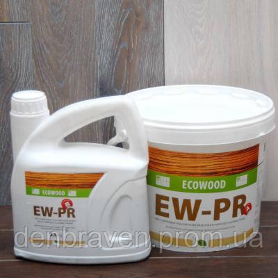 Гидроизоляция-грунт на полиуретановой основе  Ecowood EW-PR, фото 2