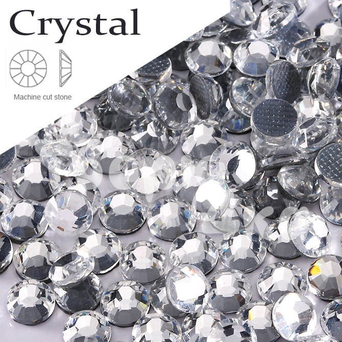 Стразы DMC - Crystal (Прозрачные) ss20