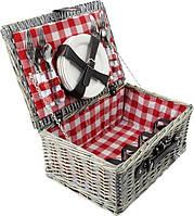 Корзина для пикника для 4-х человек