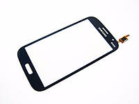 Сенсорный экран Samsung i9082 (Galaxy Grand) (синий)