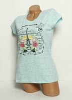Женская футболка Eiffel Tower 241x20 Турция s/m/l