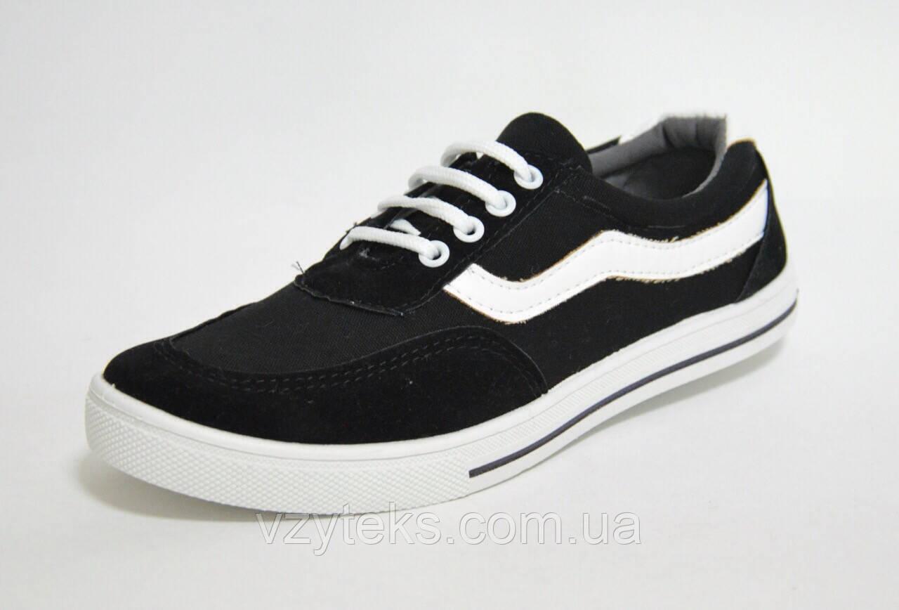 974529c0f Купить Кеды мужские черные Даго оптом Хмельницкий   Центр обуви Взутекс