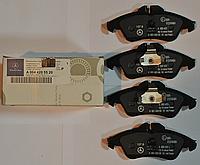 Оригинальные передние колодки Mercedes SPRINTER, VW LT до 2005г.