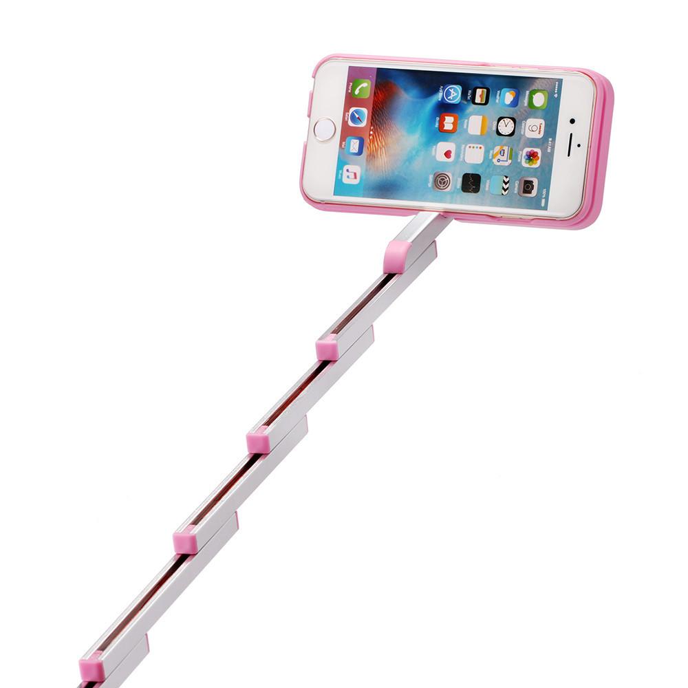 Чехол-монопод, или селфи-палка, встроенная в чехол! Незаменимая вещь для смартфона!