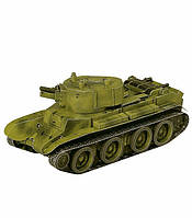 Картонная модель Танк БТ 7А 285 Умная Бумага