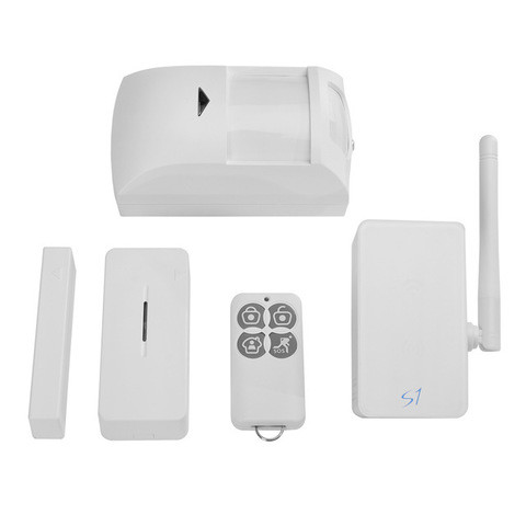 Беспроводная Wi-Fi система безопасности BroadLink