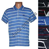Мужская котоновая футболка T2 (в уп. до 5 разных расцветок) оптом со склада в Одессе