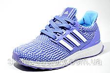 Женские кроссовки Adidas Ultra Boost, Purple\White, фото 2