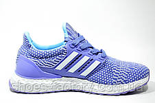 Женские кроссовки Adidas Ultra Boost, Purple\White, фото 3