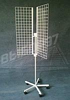 Торговая сетка - вертушка ячейка 5 х 5 . Торговое оборудование. Сетки торговые.