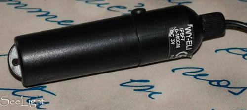 Влагозащищенный инвертор для холодного неона серии IPSF7 3V 0-200cm/0-100cm, AAA*2pcs, фото 2