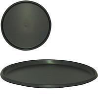 Форма для выпечки пиццы (вороненная сталь) 30 см  SNT 30300