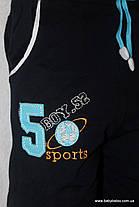Комбинированные детские шорты для мальчика (рост от 92 см до 140 см), фото 3