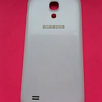 Задняя крышка для Samsung I9190 Galaxy S4 mini белая б/у