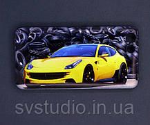 Чохол для Samsung Galaxy S4 Mini GT-I9190 з Вашим фото (друк на чохлі), фото 3