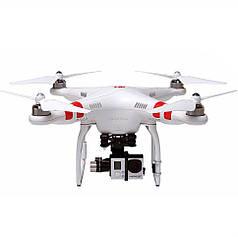 Квадрокоптер DJI Phantom 2 V2.0 H4-3D Edition с подвесом Zenmuse H4-3D для камер GoPro