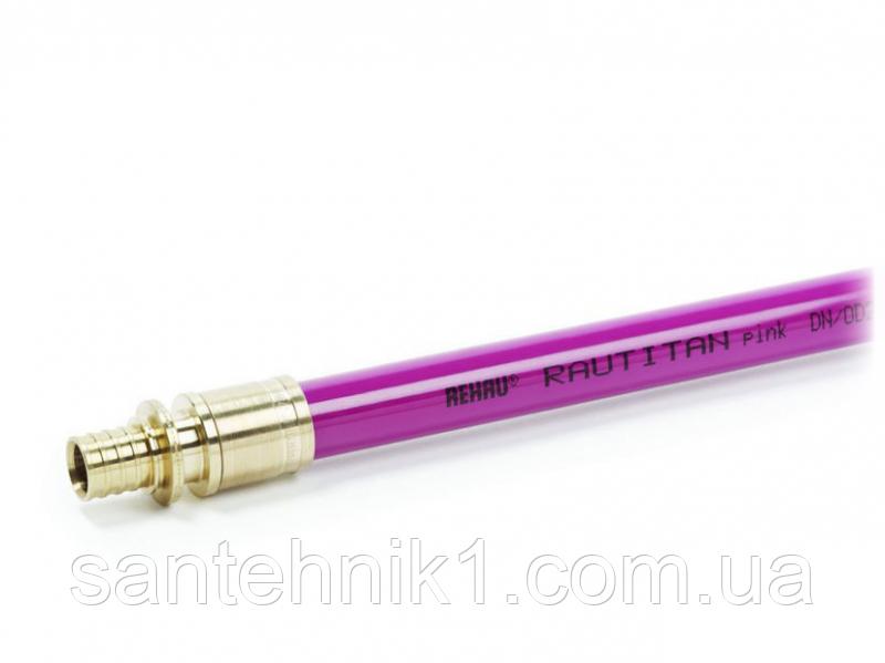 Труба REHAU RAUTITAN pink 32х4.4 мм для систем отопления