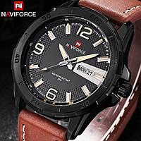 Мужские военные часы Naviforce 9055 по супер цене! Гарантия!