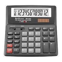 Калькулятор Brilliant BS-322  12р., 2-пит