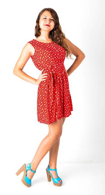 Молодежные платья ника весна-лето