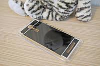 Силиконовый зеркальный чехол Xiaomi Redmi Note 3