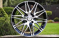 Литые диски R15 6j 5x100 et40 SKODA FABIA OCTAVIA VW POLO FOX